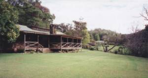 Kokee Cabin, From HHF Archives