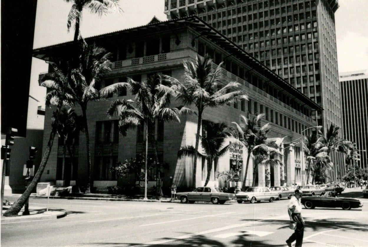 Alexander and Baldwin Building – Historic Hawaii Foundation