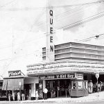 Queen Theater on Waialae Ave. was an anchor in Kaimuki's business district.