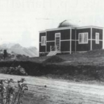 The observatory was an ideal place to watch Haley's Comet in 1910.