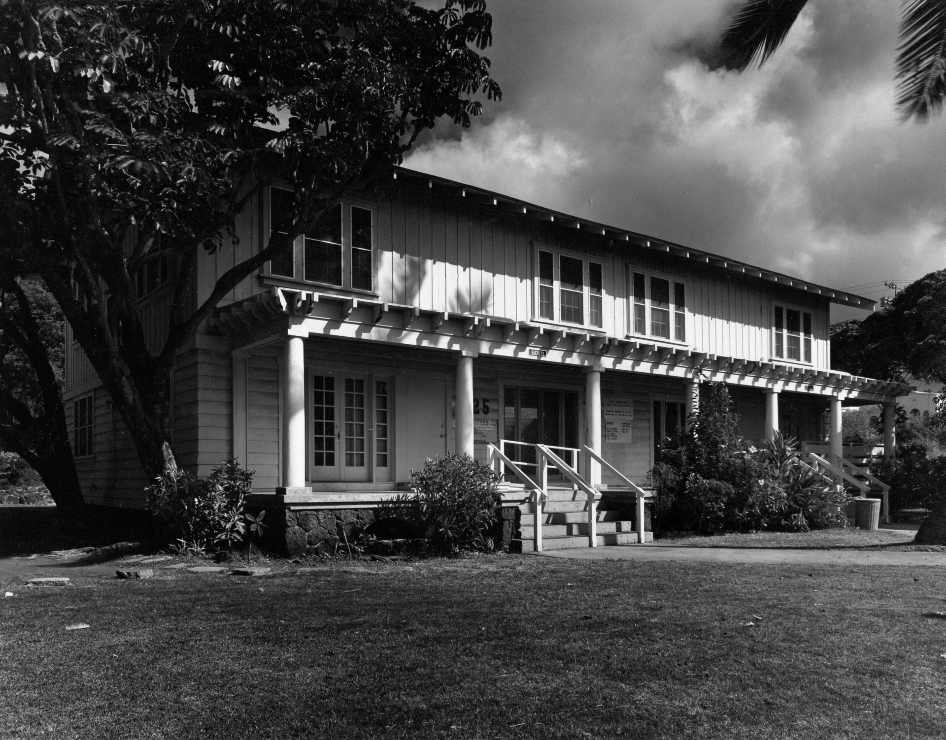 Fort Ruger Historic District – Historic Hawaii Foundation