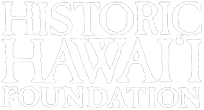 Historic Hawaii Foundation Retina Logo