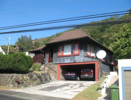 2902 Manoa Road / Paul F. & Eva Summers Residence