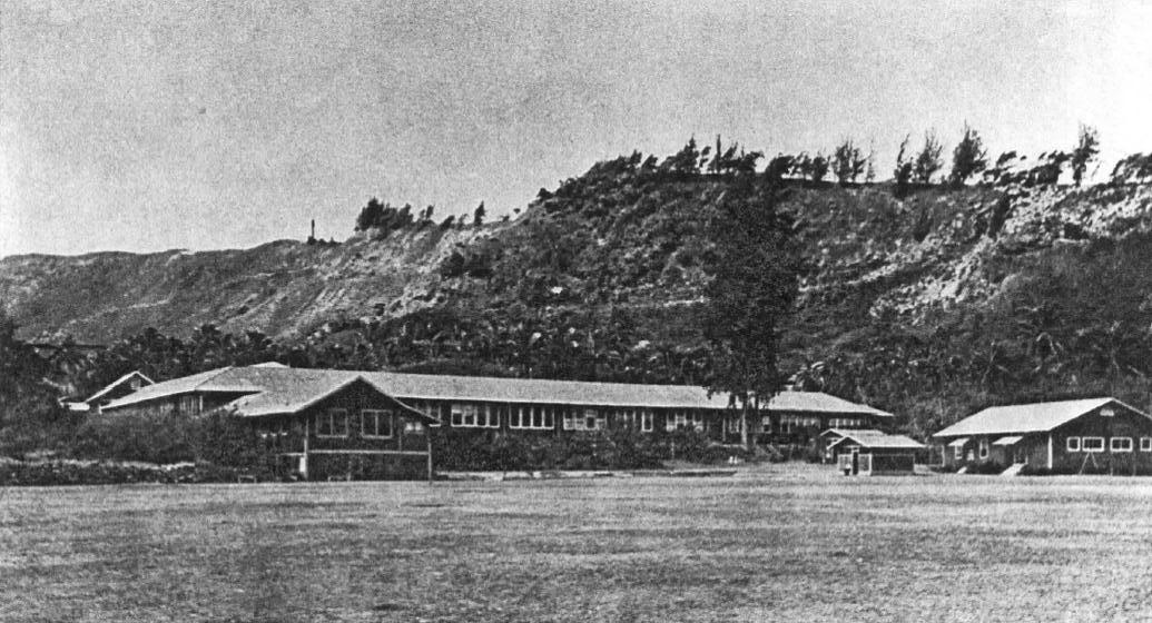 Laupahoehoe High and Elementary School – Historic Hawaii