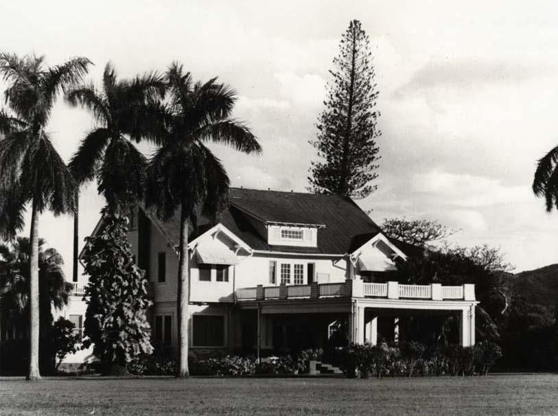 Grove Farm Manager's House (2007) – Historic Hawaii Foundation on hawaiian cottage floor plans, hawaiian bungalow plans, hawaiian style homes floor plans, hawaiian style house plans, hawaiian home building plans,