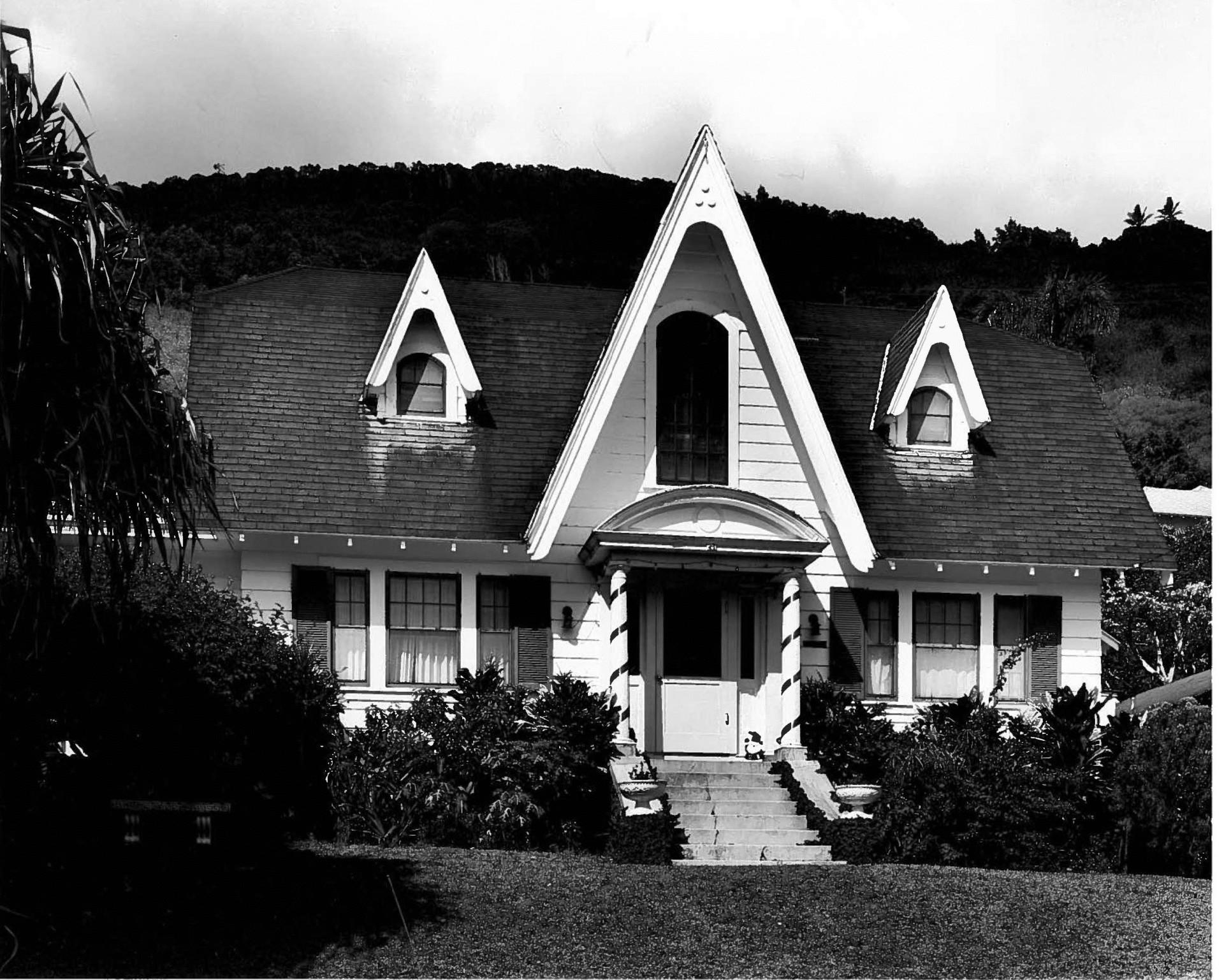 2726 Ferdinand Avenue/ August Christian Spoehler House