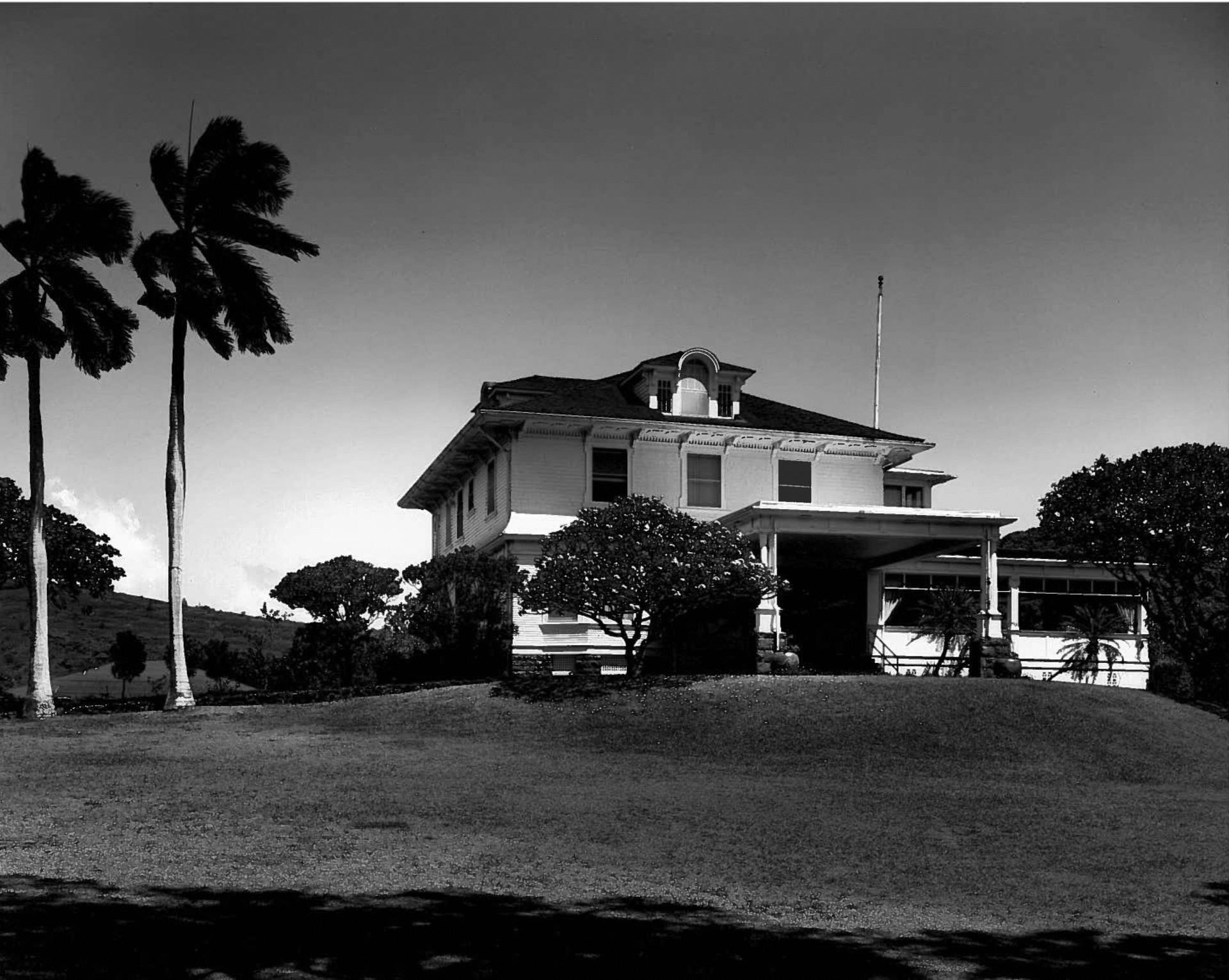 2234 Kamehameha Avenue/ Frank C. Atherton House