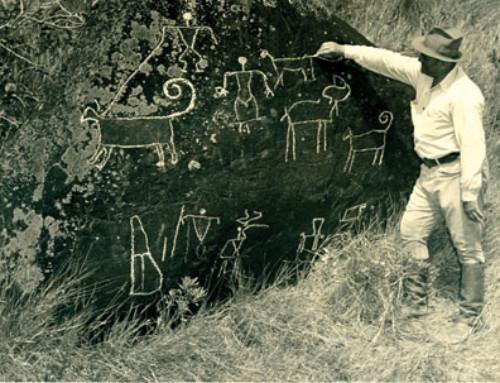 Luahiwa Petroglyphs, Kealiakapu ahupua'a (2009)