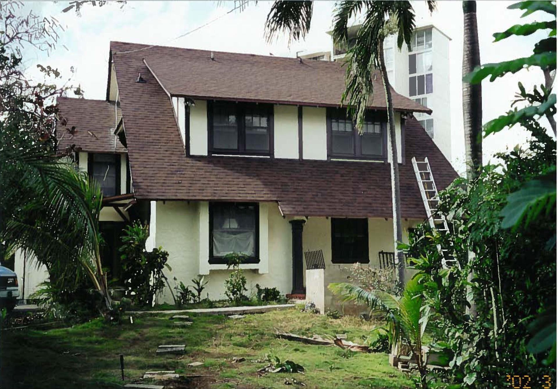 1614 Anapuni Street/1619 Makiki Street/ Mildred M. Yodor House