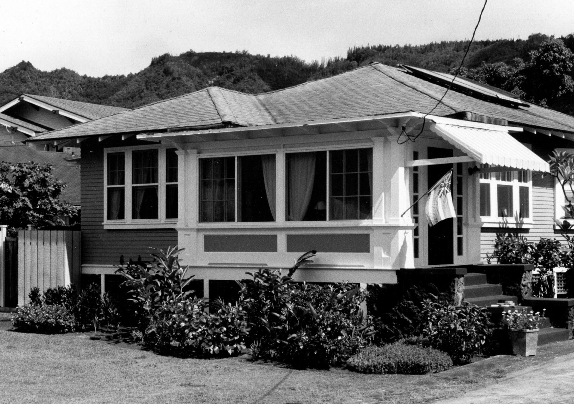 2625 Doris Place/ Johnny Noble House