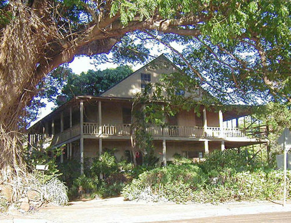 Gulick Rowell House, Waimea (2006)