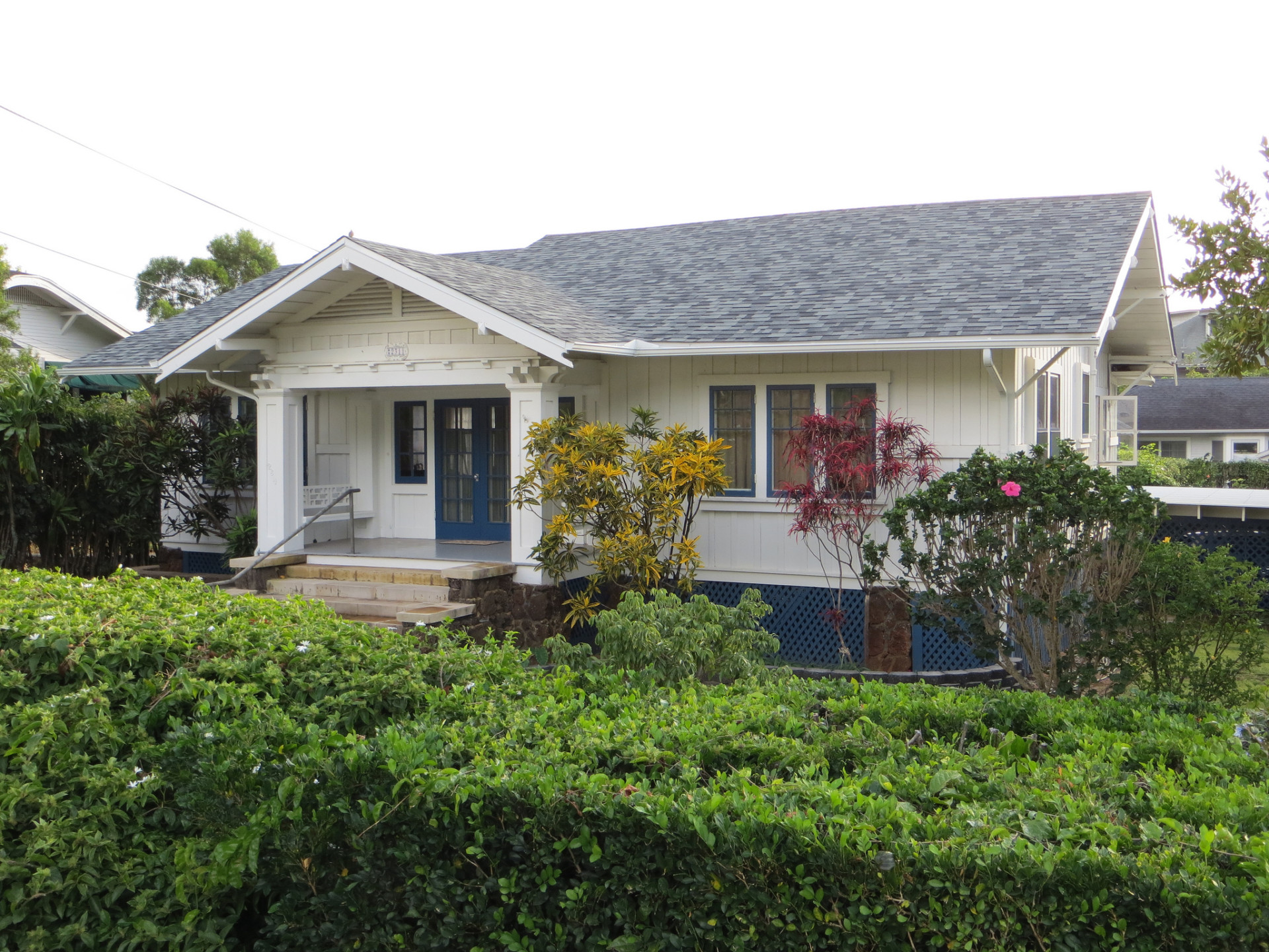 2311 Armstrong Street/ William Ninde Chaffee House