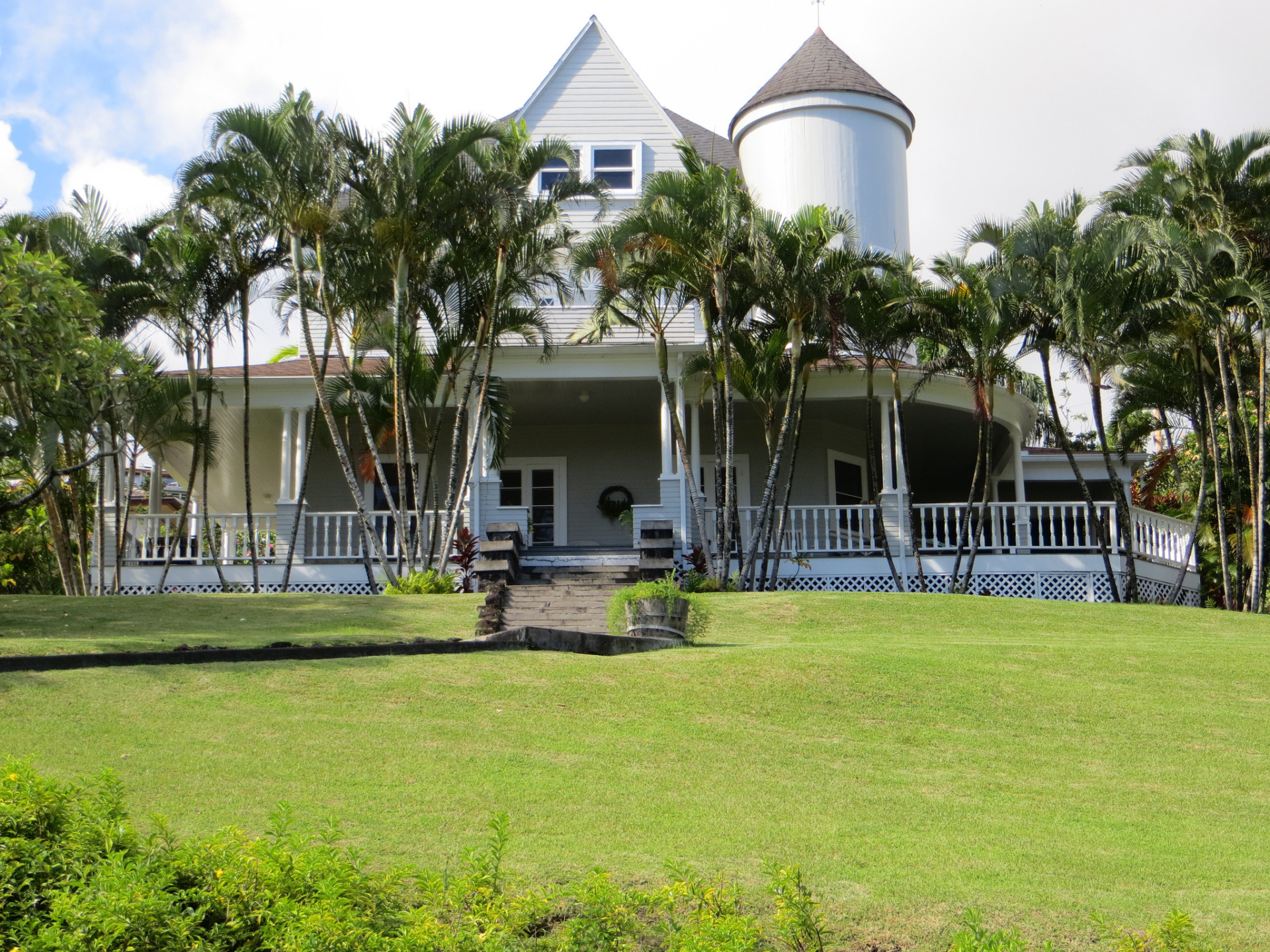 2911 Pacific Heights Road/ Joseph Pratt House - Historic