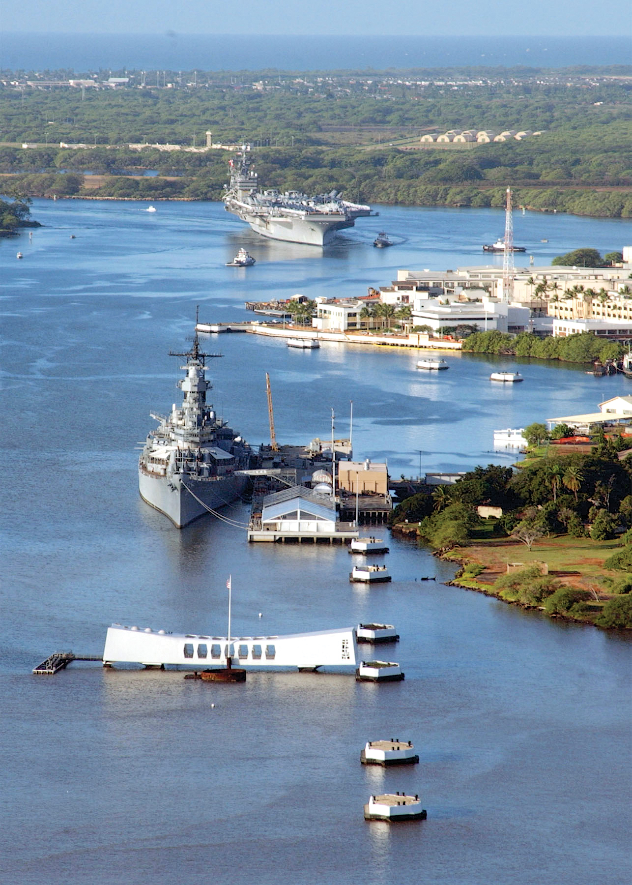 Pearl Harbor Tours >> Narrated Boat Tour Of Pearl Harbor To Be Offered May 23 26