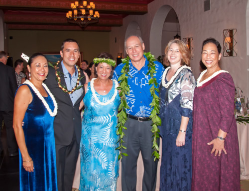 Neil Hannahs Honored as 2015 KAMA'ĀINA OF THE YEAR