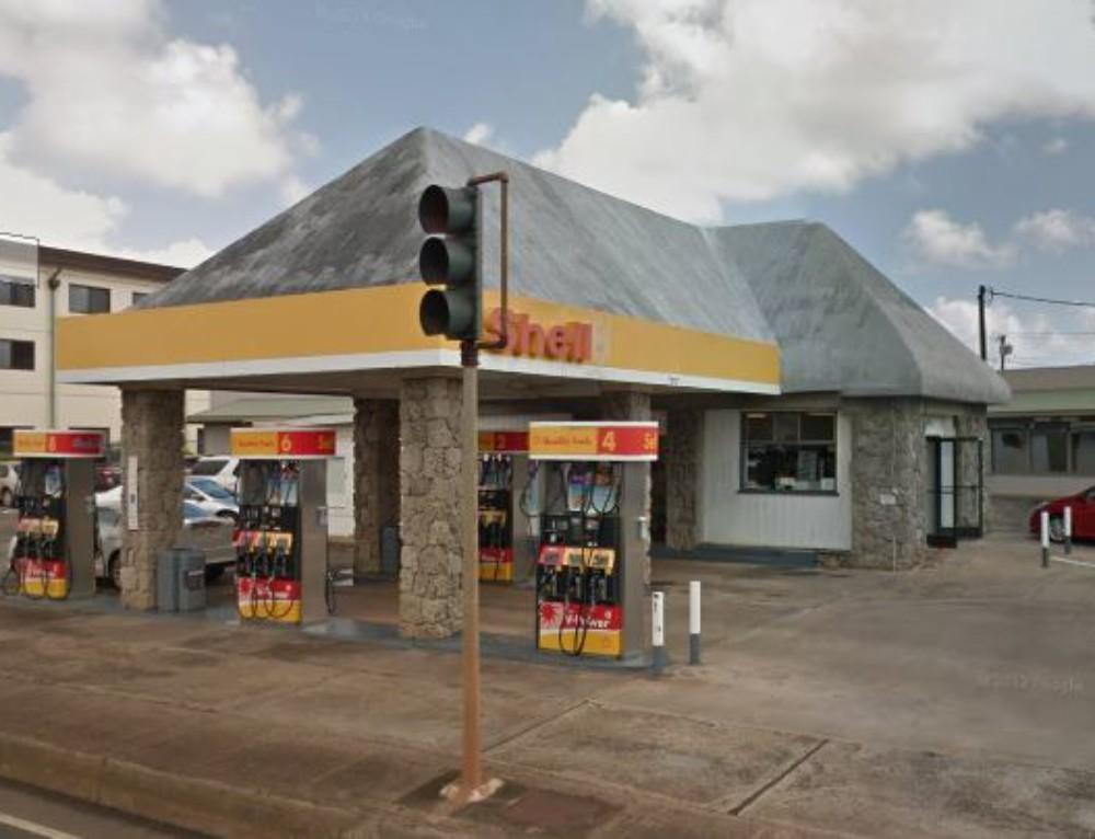 Lihu'e Shell Station (2015)