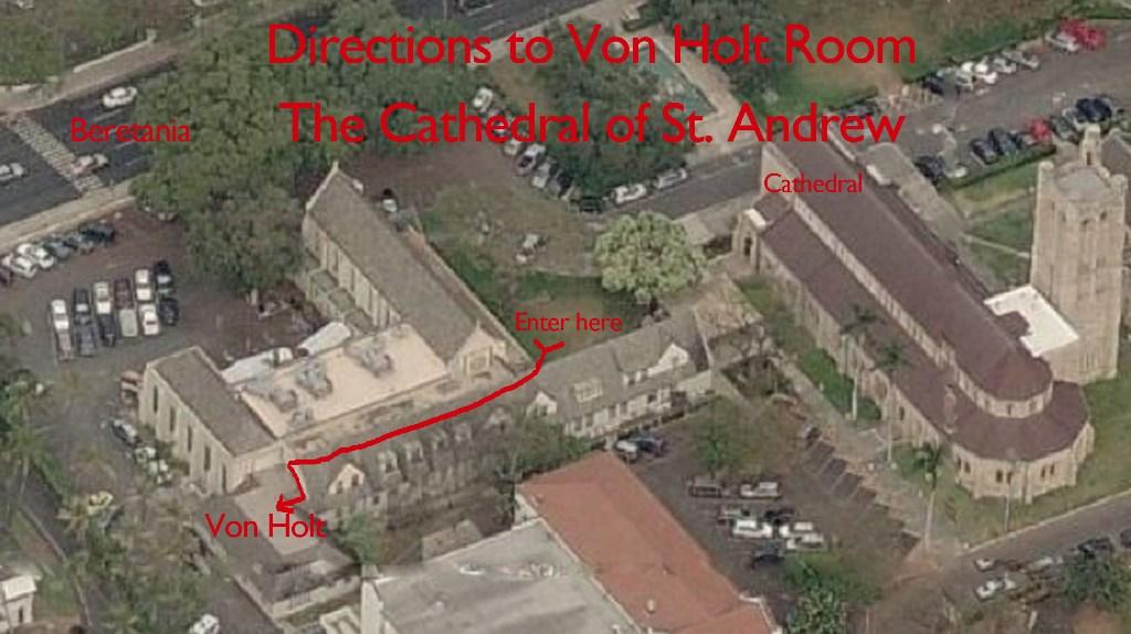 Von Holt directions