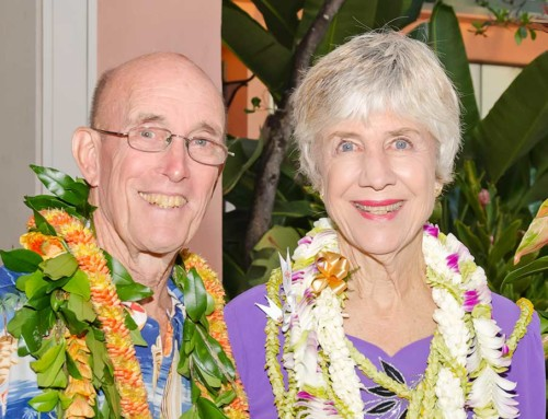 Lynne Johnson and Randy Moore Honored as 2016 KAMA'ĀINA OF THE YEAR