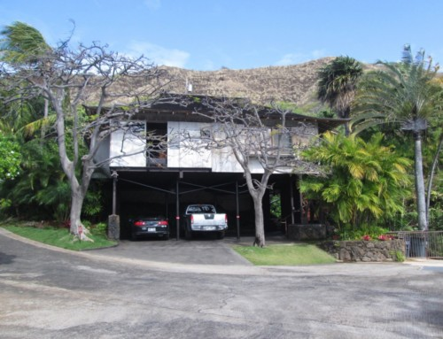3625 Diamond Head Road / David Barry Jr. Resort Home