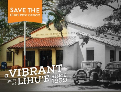 Update on the Campaign to Save Lihue Post Office!