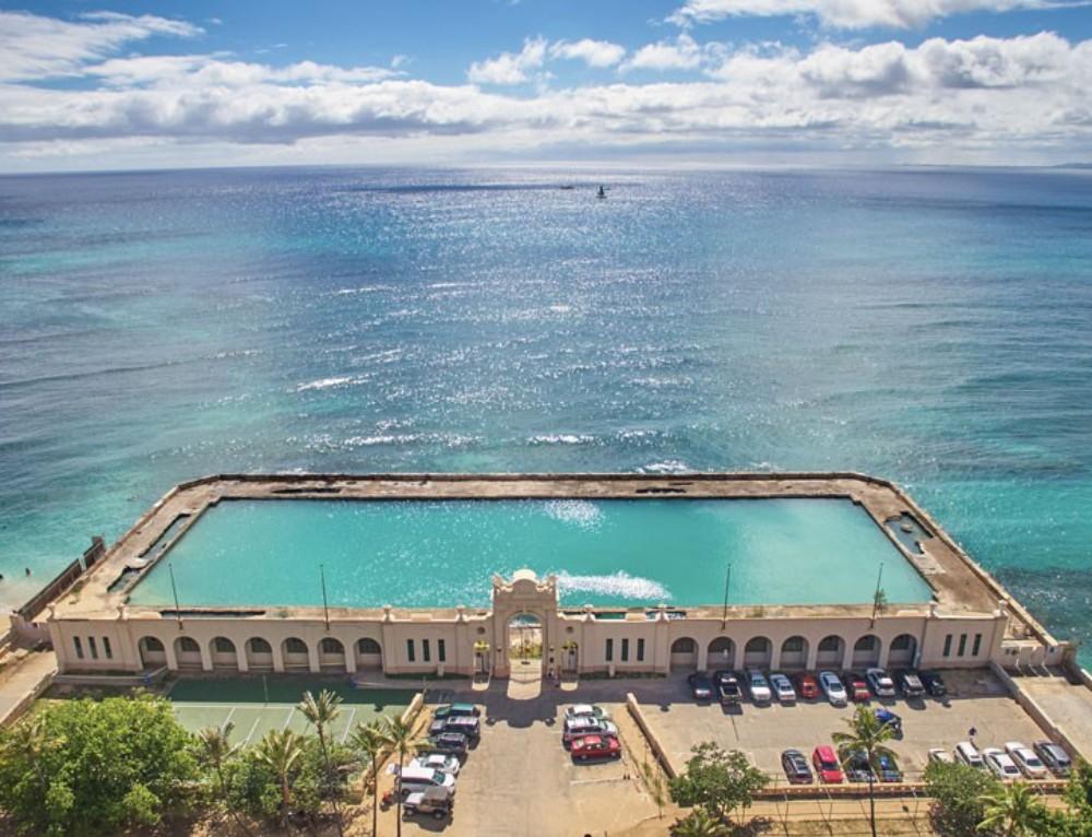 Update on the Waikiki War Memorial Natatorium
