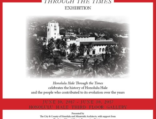 A New Exhibit about the History of Honolulu Hale Opens June 10