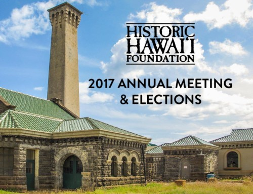 2017 Annual Meeting & Elections