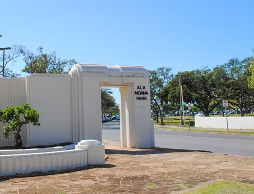 November 9 – Presentation on the History of Honolulu's Historic Parks and Playgrounds