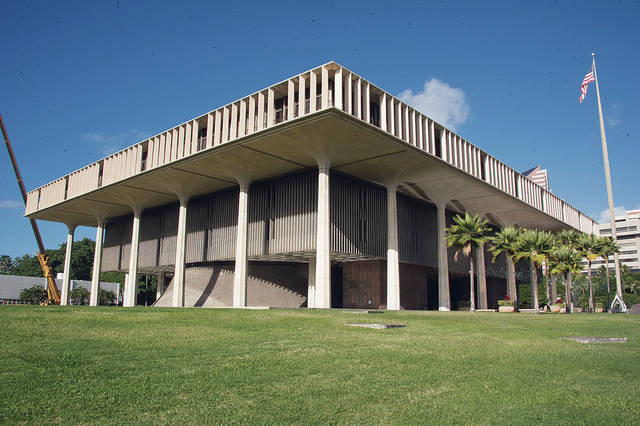 State Capitol Awash with Meaning – Historic Hawaii Foundation